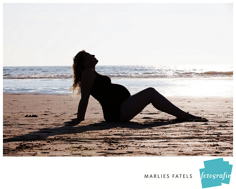 zwangershaps-shoot-op-het-strand