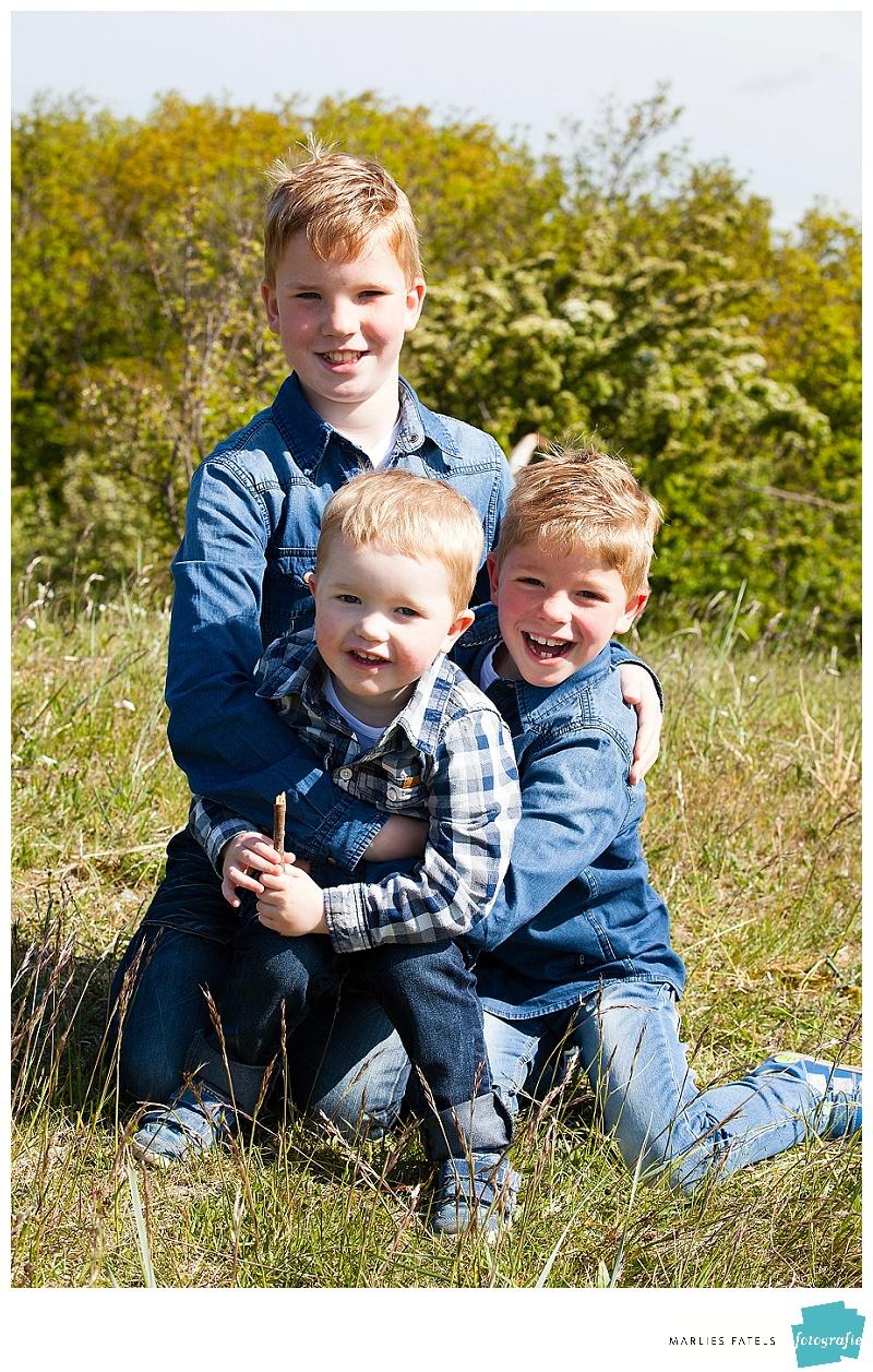 familiefoto-Noord-Holland
